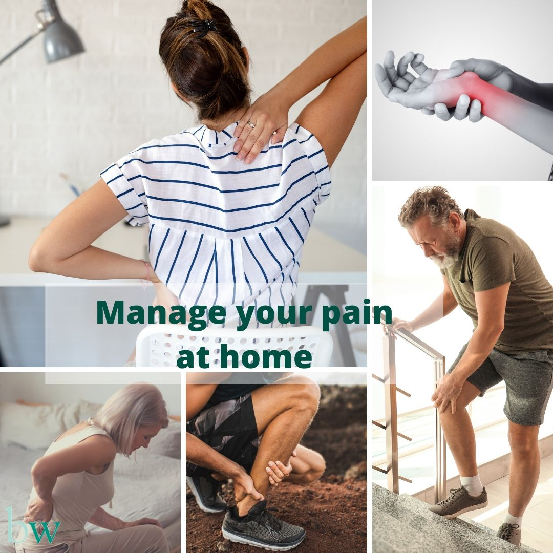 Isolation - managing your pain at home Marbella Bodyworks Clinic