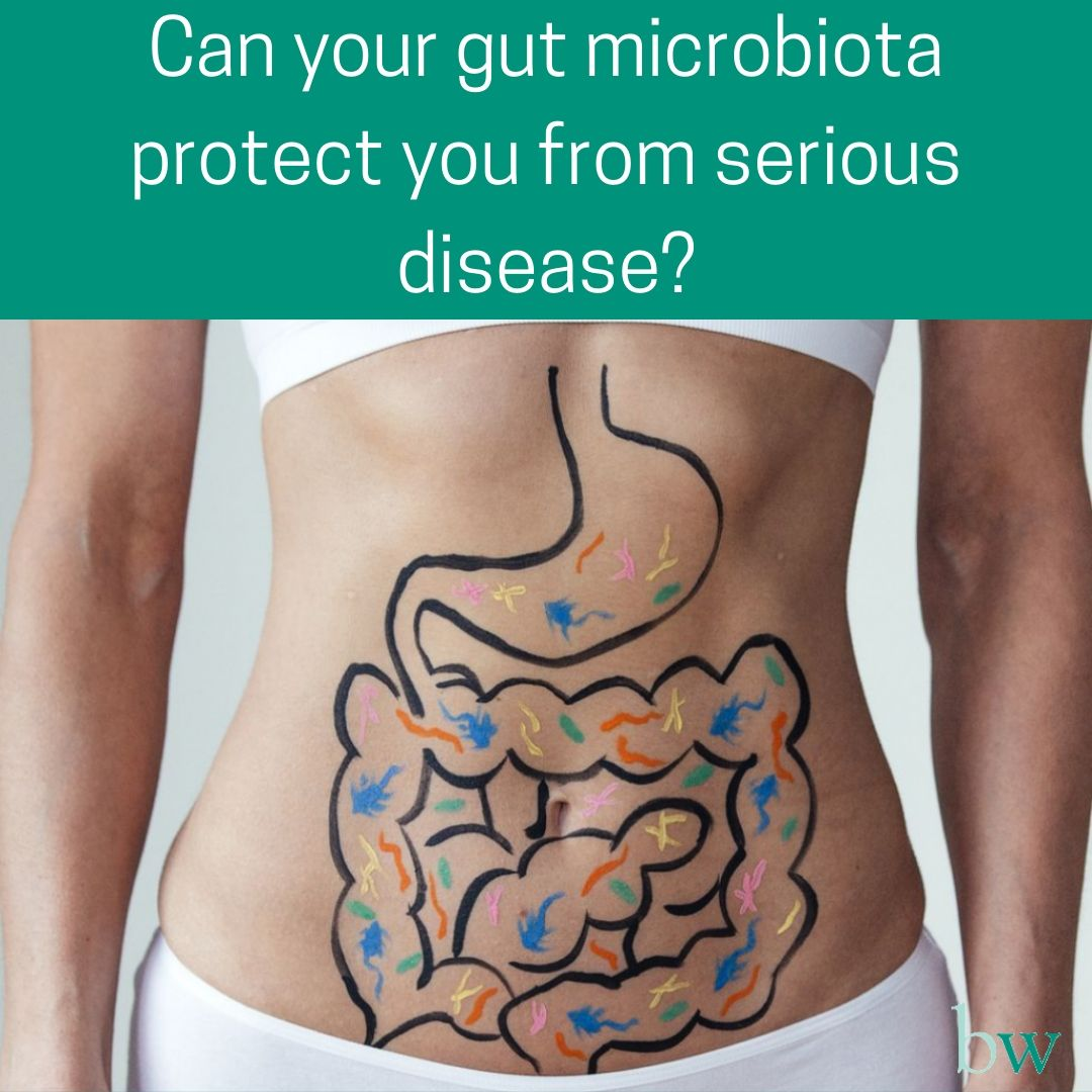 Can your gut microbiota protect you from serious disease_