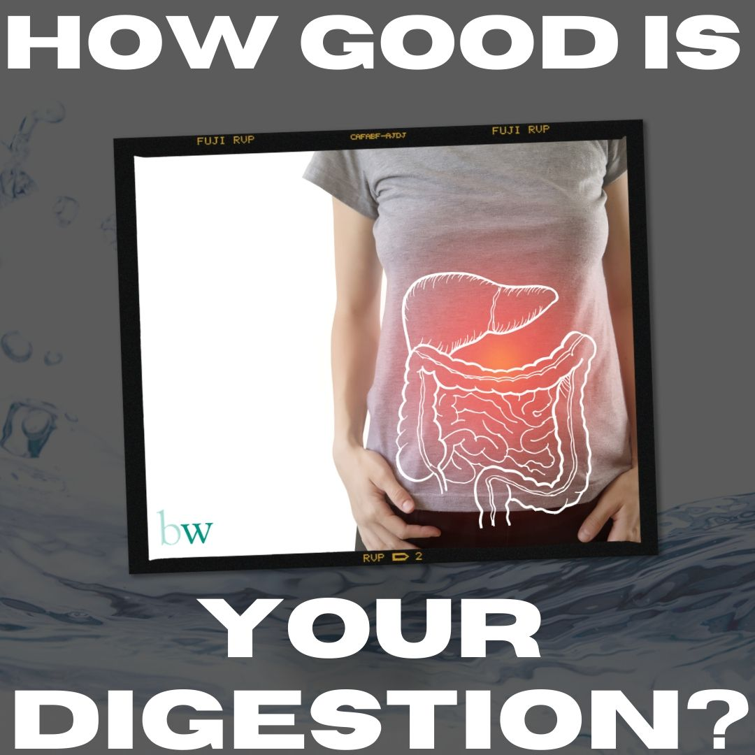 How good is your digestion? asks Lisa of Bodyworks Clinic Marbella