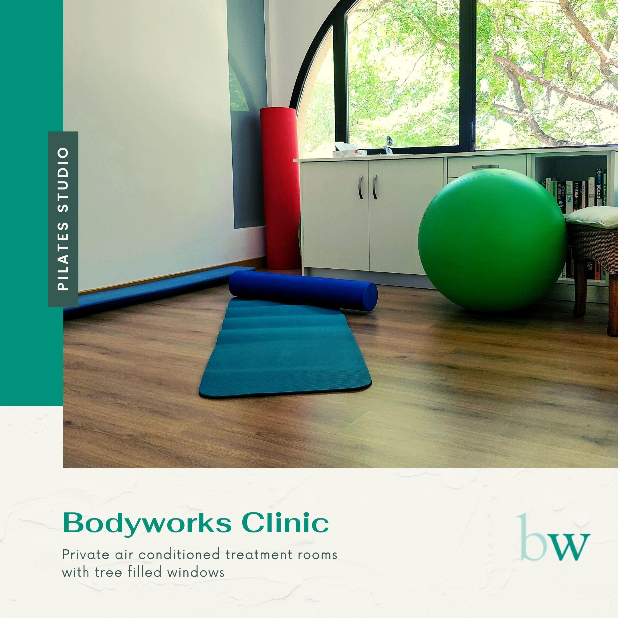 Private Pilates Studio at Bodyworks Clinic Marbella