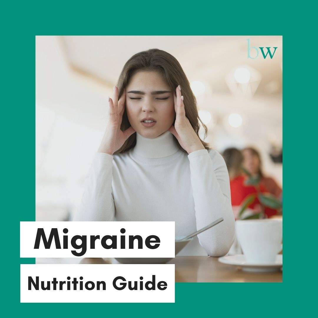 Migraine Diet Guide at Bodyworks Clinic Marbella