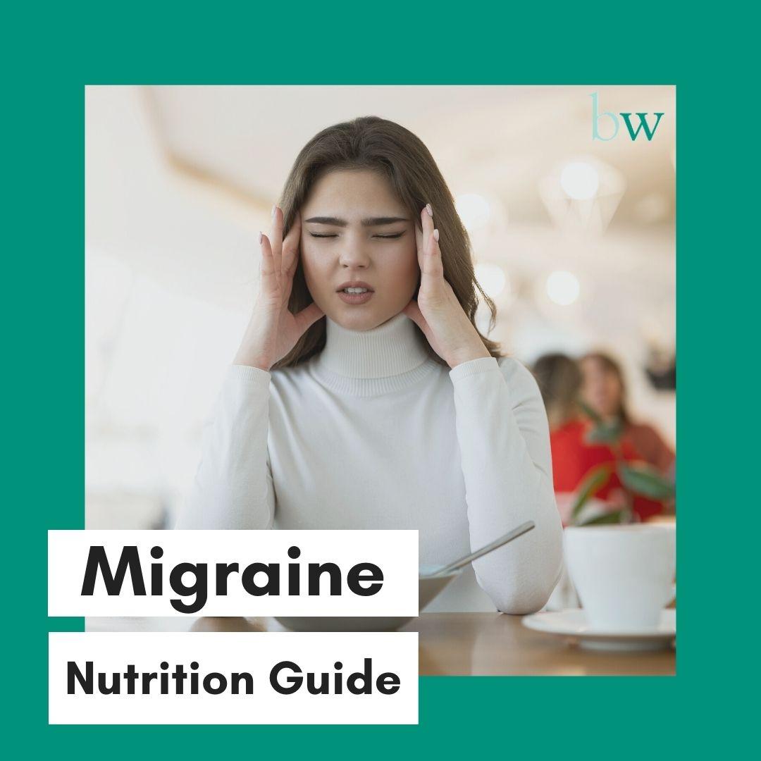 Migraine Diet Guide at Bodyworks Clinic Marbella