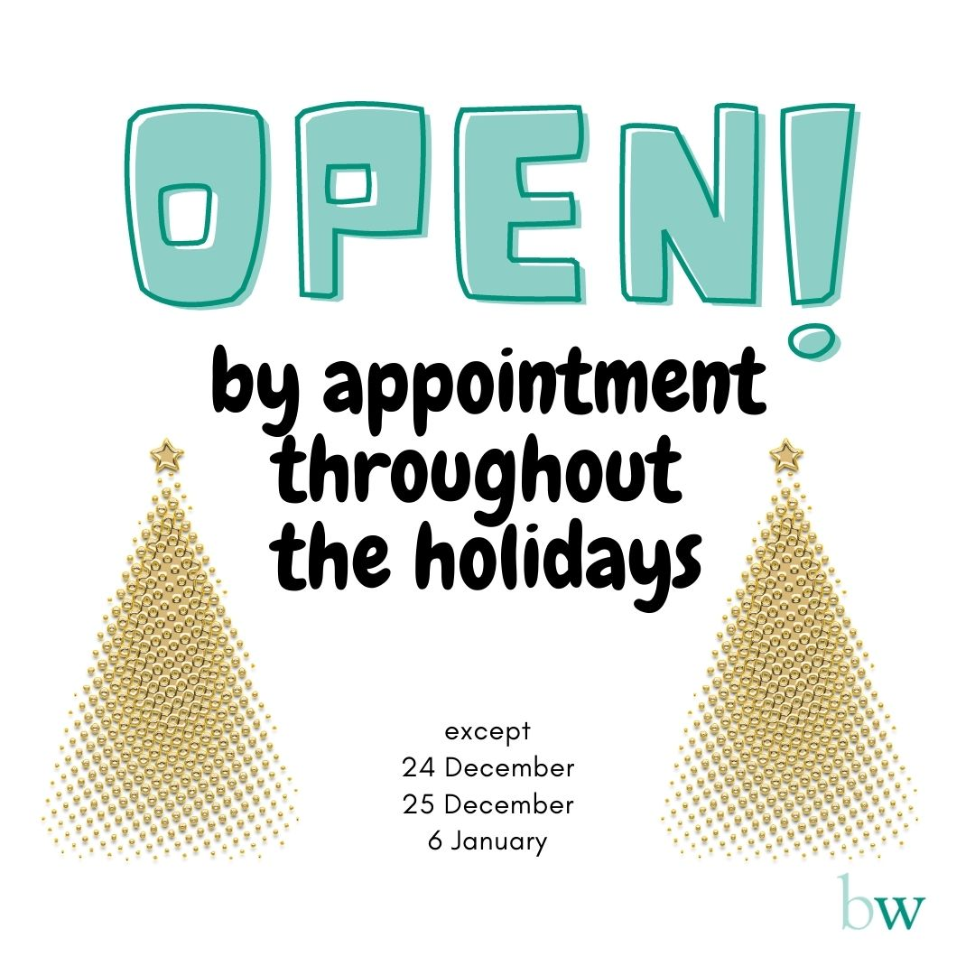 Open Christmas 2020 Bodyworks Clinic Marbella