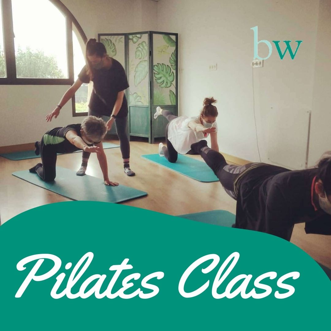 Group Pilates at Bodyworks Clinic Marbella