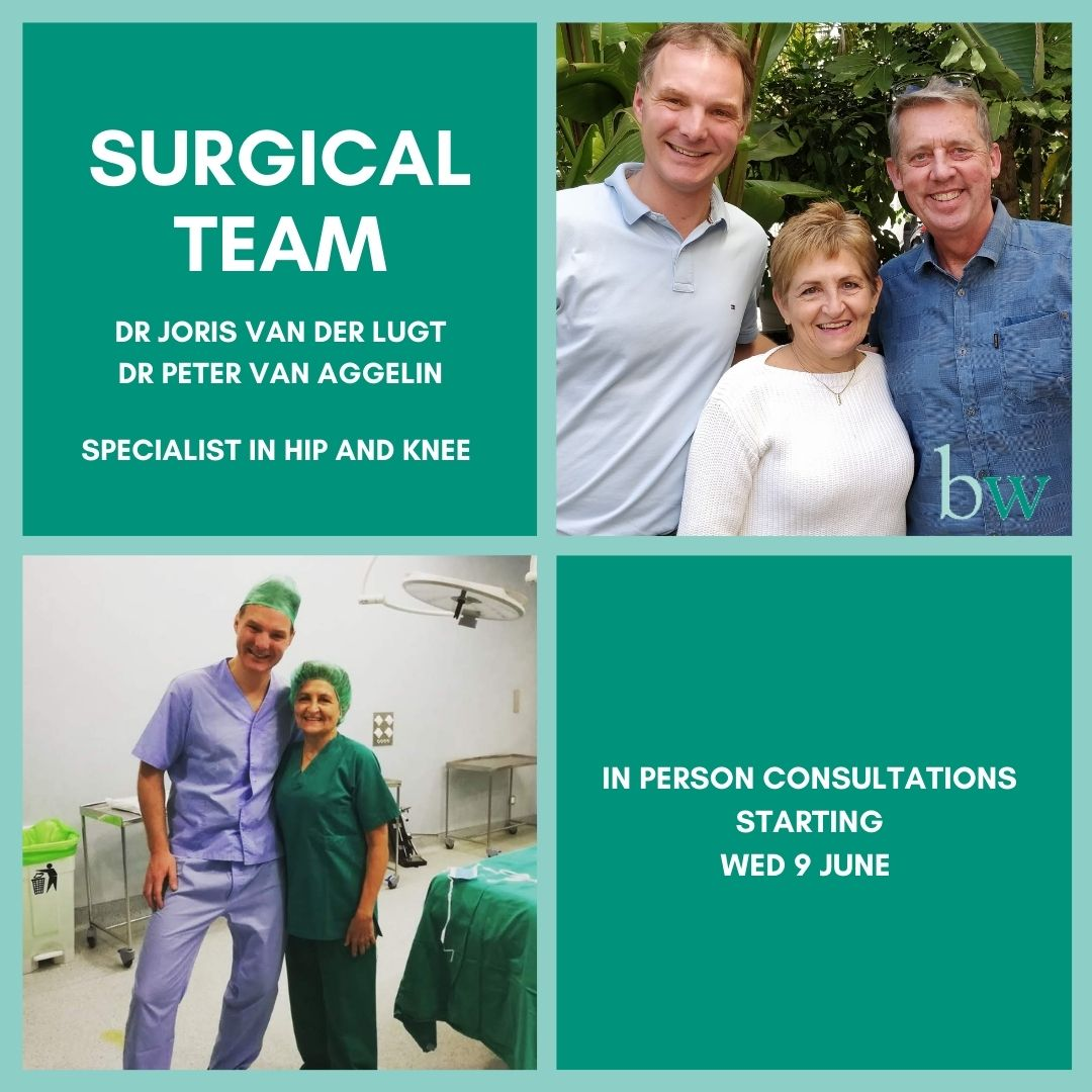 Surgical Team at Bodyworks Marbella